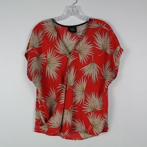Anthropologie W5 Print Top